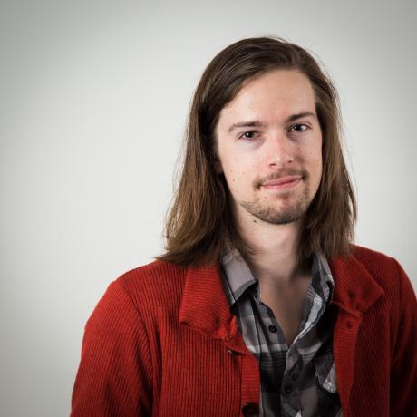 NC State Library Staff member: Kyle Langdon