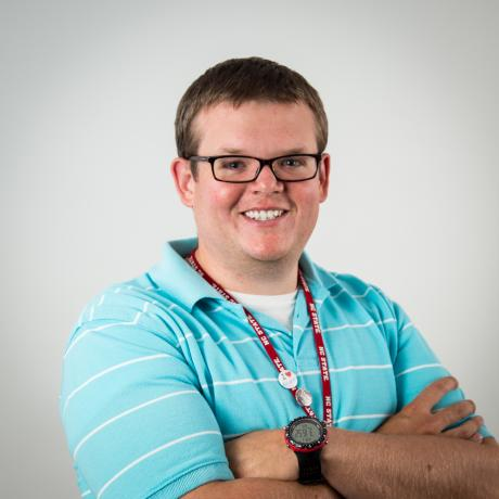 NC State Library Staff member: Brian Pugsley