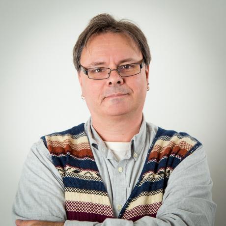 NC State Library Staff member: David Serxner