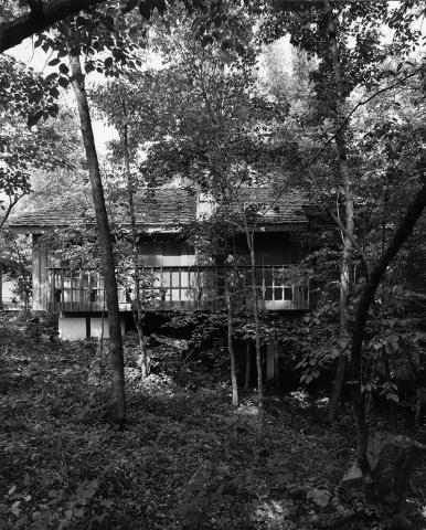 Schenck Residence, Charlotte, NC, William Crutcher Ross, architect, 1969