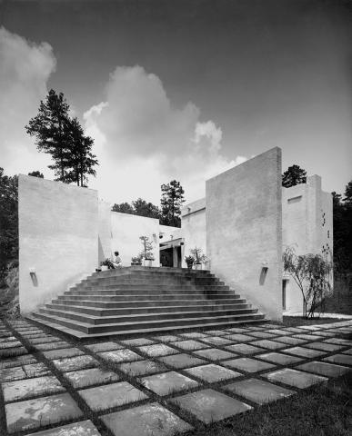 Amisano Residence, Atlanta, GA, Joseph Amisano, architect, ca. 1950s