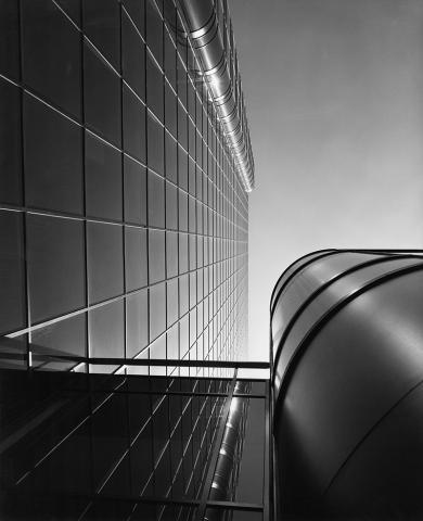 One Park Plaza, Los Angeles, CA, Anthony Lumsden (DMJM), architect, 1971