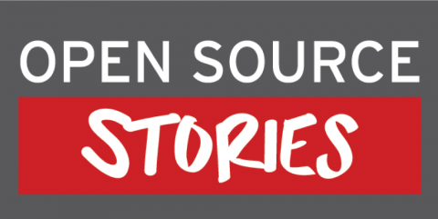 Open Source Stories Logo