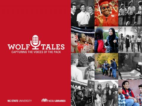 Wolf Tales LDOC Open Recording Day