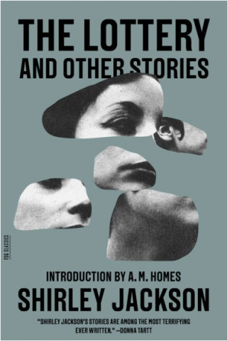 The Lottery and Other Stories book cover.