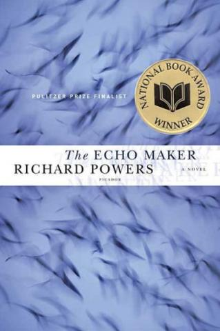 The Echo Maker book cover.