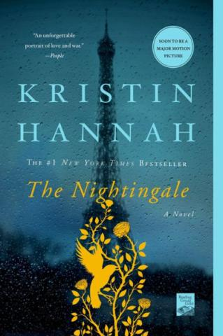 The Nightingale, book cover.