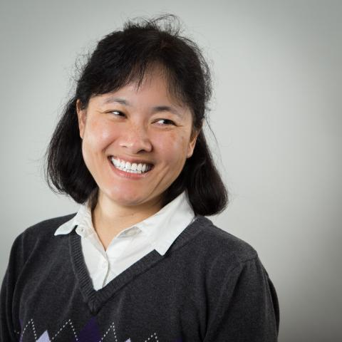 Bertha Chang staff photo