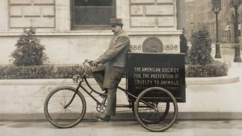 ASPCA inspector, undated, ASPCA Collection