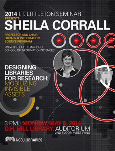 Shela Corrall, 2014 I.T. Littleton Seminar