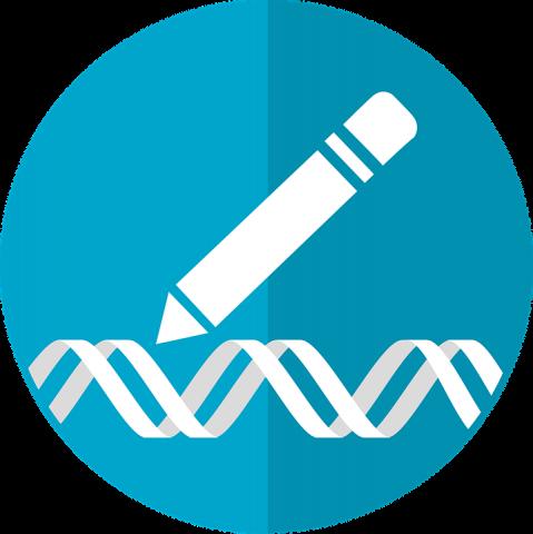 gene editing icon