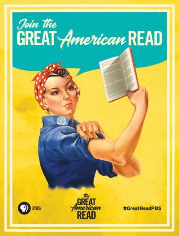 Great American Read poster