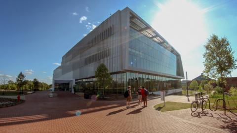 The James B. Hunt Jr. Library