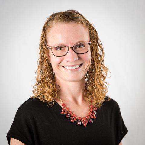Rebecca Miksch staff photo