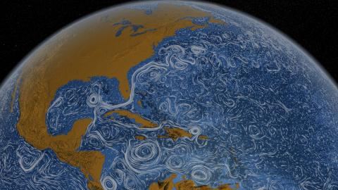 "Modeling, Visualization and Prediction of ""Ocean Weather"""