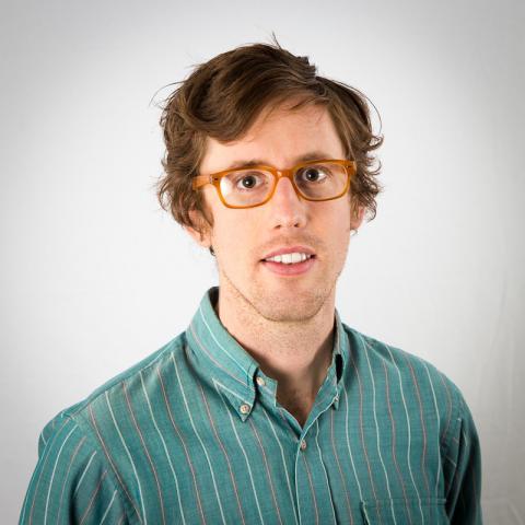 Matthew O'Connell staff photo