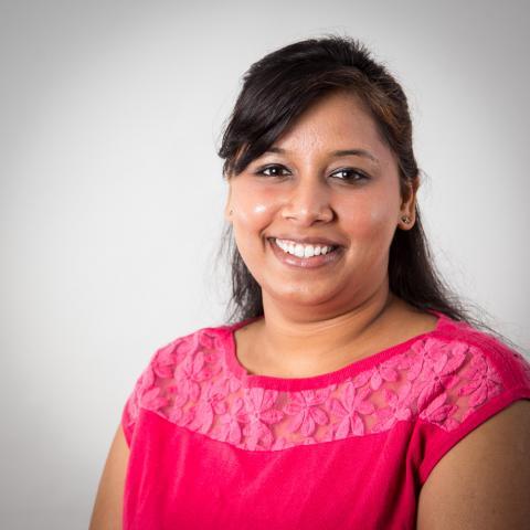 Jigna Patel staff photo