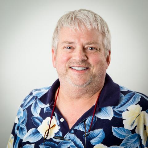 Glenn Privette staff photo