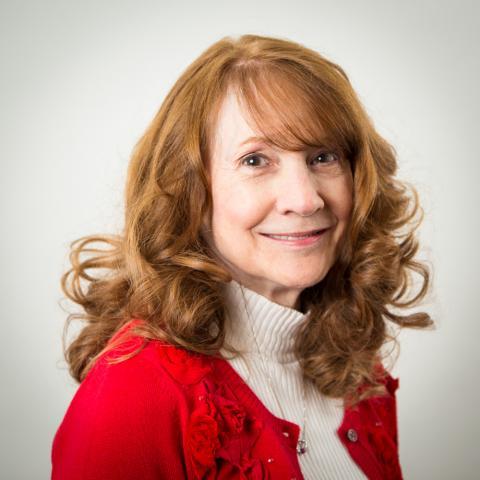 Barbara Weinberg staff photo