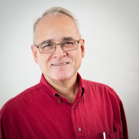 Gary Wilson staff photo