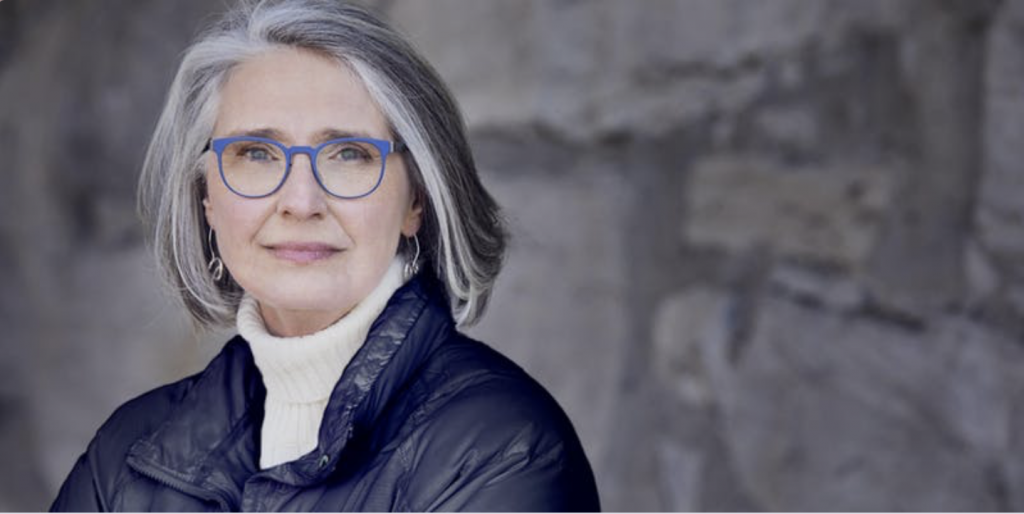 Louise Penny.
