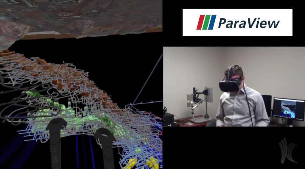 ParaView VR