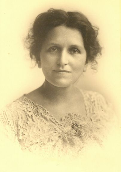 Lillian Daniel Riddick, first president of NC State's Woman's Club, 1919-1920