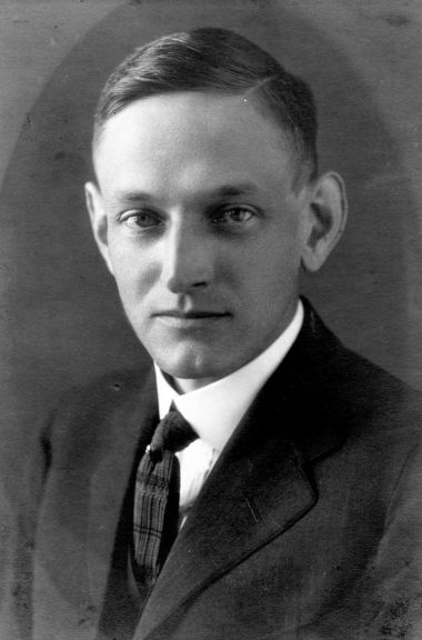E. S. King, who served as secretary of the YMCA chapter at NC State University, 1919-1955