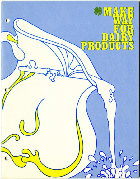 Make Way for Dairy Products, 1987