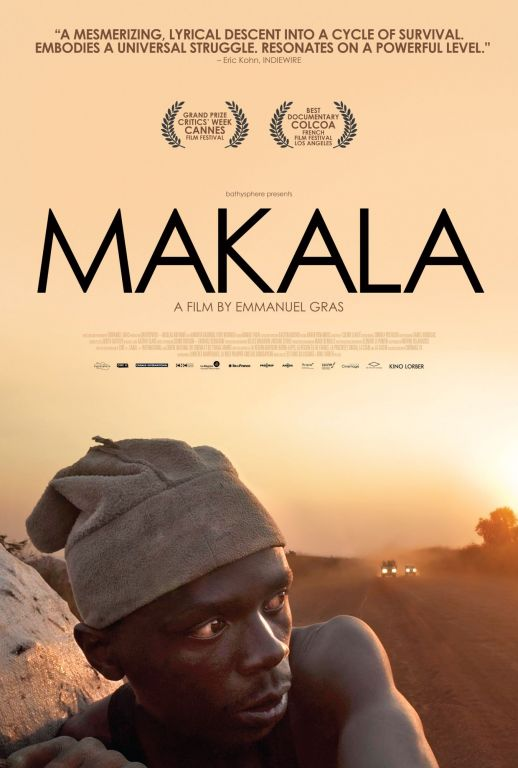 Makala movie poster.