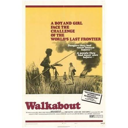 """Walkabout"" Movie Poster"