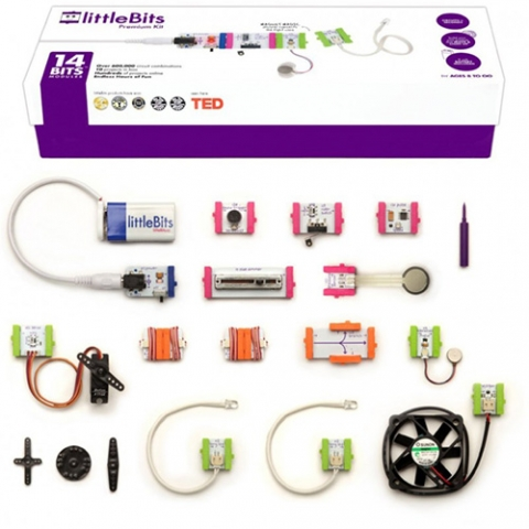 Littlebits Premium Maker Kit