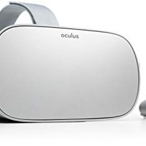 Oculus Go Headset and Controller