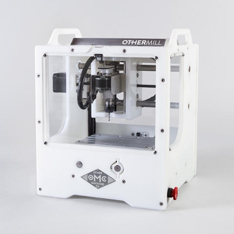 Othermill milling machine.