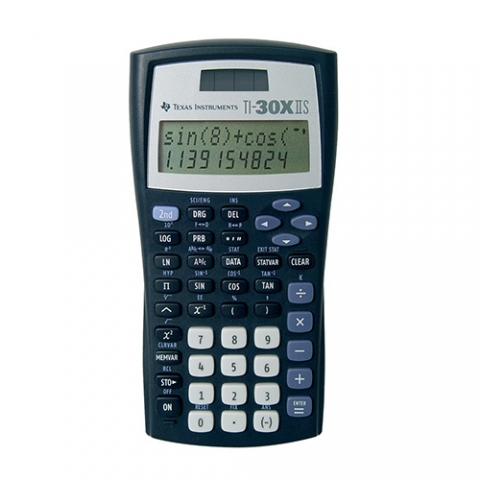 TI-30-X-IIS Scientific Calculator
