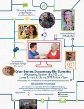 Cyber-Seniors flyer