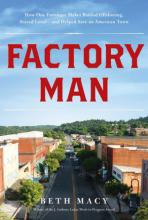 Factory Man book cover