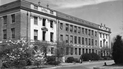 Polk Hall