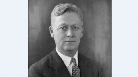 C. B. (Charles B.) Williams, First Dean of Agriculture at NC State