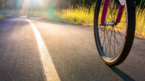 Biking in the Triangle
