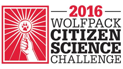 2016 Wolfpack Citizen Science Challenge