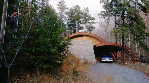 cocoon house image