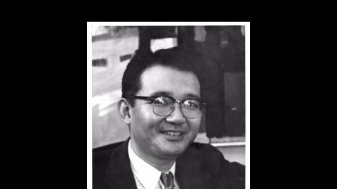 George Matsumoto, North Carolina State College professor of architecture