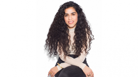 Data Journalist Mona Chalabi