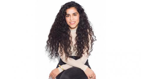 Data Journalist Mona Chalabi