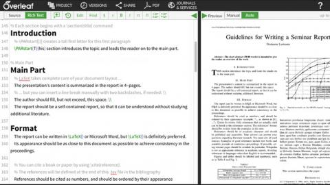 Libraries to offer trial version of Overleaf | NCSU Libraries