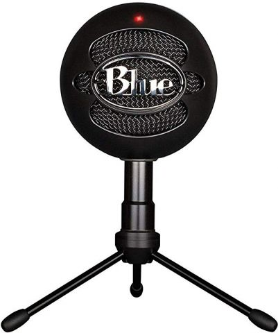 Blue Snowball iCE plug and play USB Microphone