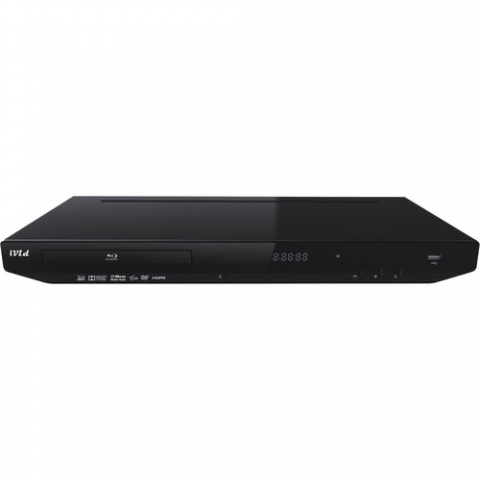 Image of DVD and Blu-ray player