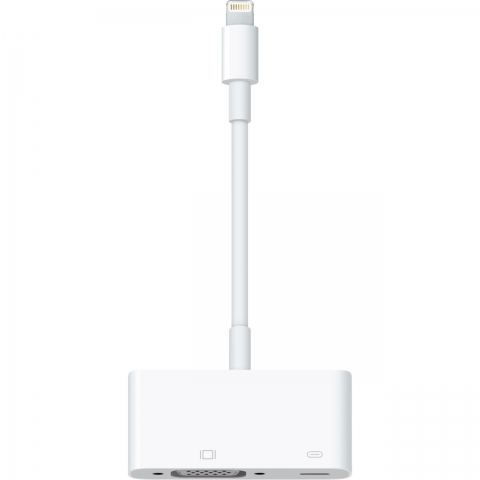 Lightning adapter dongle