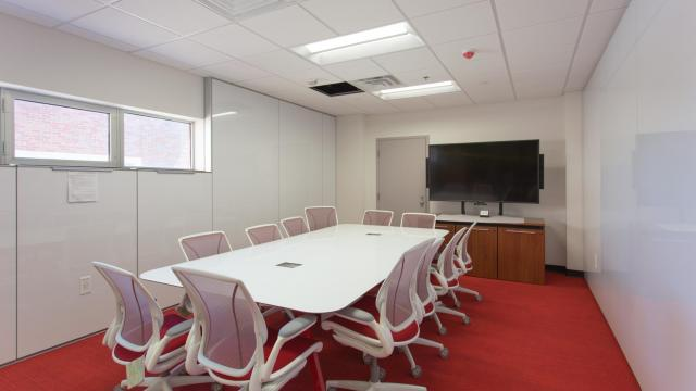 Group Study Rooms - Large